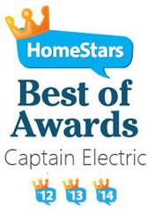 Homestars Award 2015