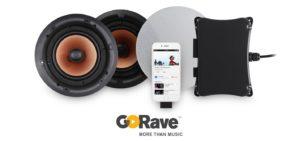 Go Rave Logo